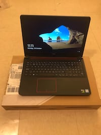 Dell gaming laptop 1961 km