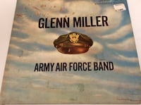 Glen Miller's Army Air Force Band-  5 Album Collection Tampa, 33635