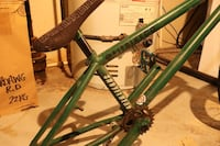 Great BMX, CHAIN IS THERE. just needs back tire. Edmonton