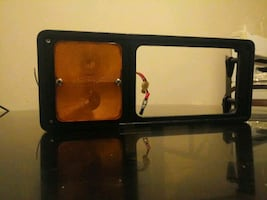 Wester plow cover light