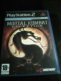 PS2 mortal kombat deception Barcelona, 08002