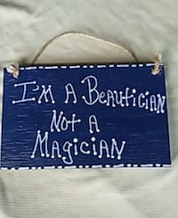 blue and white wooden board Fort Myers