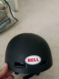 black and white Bell full face helmet Fairfax, 22030