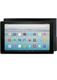 Amazon fire tablet 10 HD with Alexa voice