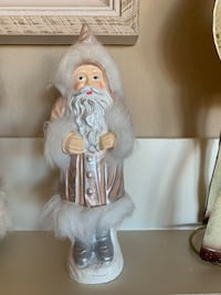 New ceramic Santa Claus San Antonio, 78254
