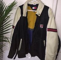 1970 Vintage Tommy Hilfigure racing jacket