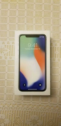 iPhone X 64GB Brand New Unlocked Aventura, 33180