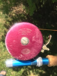 Fly fishing reel and rod Harrisburg, 17110
