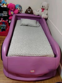 Toddler's car  bed