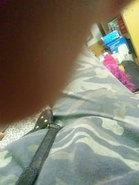 black and gray camouflage pants Surrey, V3T 1Z7