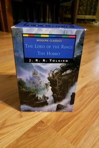 The lord of the Rings The Hobbit