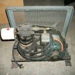 Air Compressor 2 gal. works well