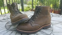 pair of brown Chippewa leather work boots Orlando, 32837