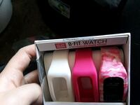 Girl b fit watch