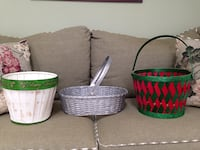 Baskets...various prices.See list in description. Winchester, 22602