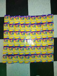 54 Boxes of Crayons 24 Pack  300 mi