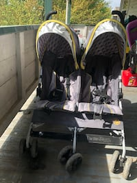 Jeep Scout Double Stroller Valley Falls, 12185