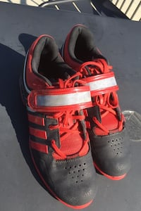 Adipower Olympic Weightlifting Shoes Boise, 83704