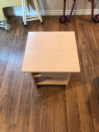Two end tables price is for each!