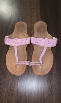 Indian Slippers size 8 Toronto, M5V