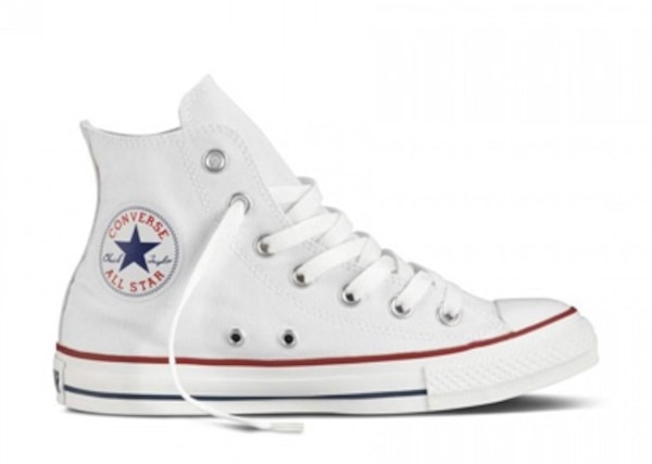 3c2906f53dbc Used White Converse All Star high tops for sale in Richmond - letgo