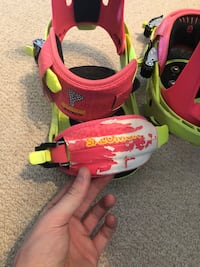 Salomon Snowboard Bindings Mississauga, L5L 3M8
