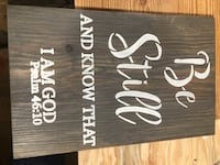 Pallet Sign Clay, 35173