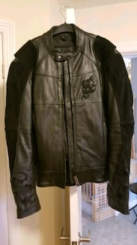 LEATHER Motorcycle/Crusier Jacket Markham, L6B 1H9