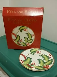 Fitz & Floyd Canapé Tray in original package
