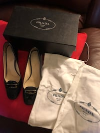 Original Prada women shoes 7.5 Annandale, 22003