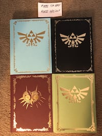 The Legend of Zelda Collector's Edition Guides LIKE NEW! Columbus, 43017