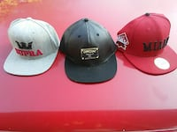 gray black, red, and white fitted caps Columbia, 29206