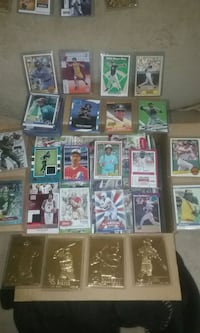 Box of football,baseball and basketball Midway, 31320