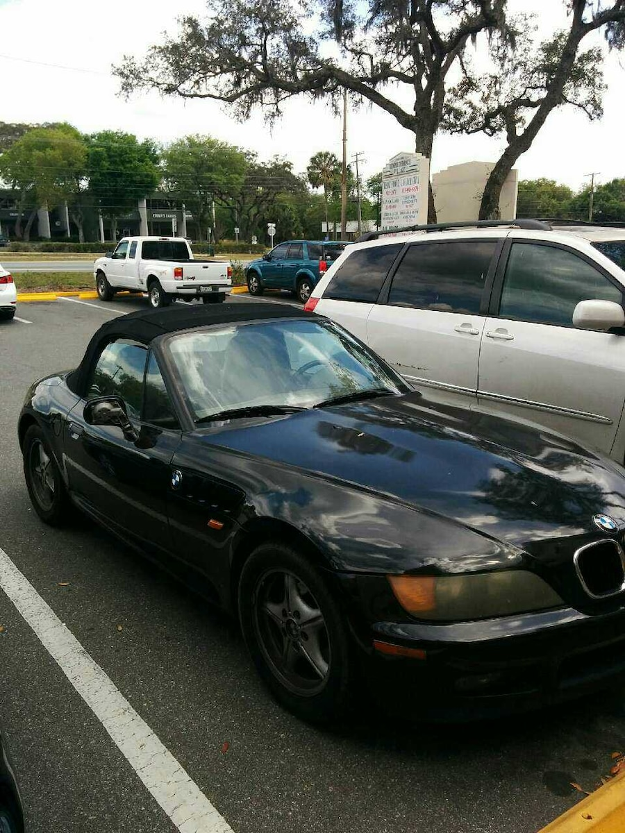 Used Black Bmw Z3 Negotiable In Temple Terrace