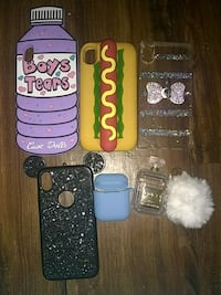 iPhone xr cases , airpods 1/2 cases for sale Washington, 20032