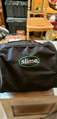 SLIME AIR COMPRESSOR!!  Knoxville