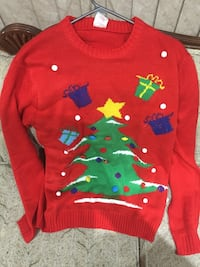 Sweater Size - Large Toronto, M9W 7J5