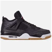 Jordan 4 Retro SE Black Size 9.5 NEW