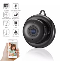 Wireless wifi camera infrared night vision