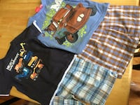 Boys outfits size 4 Red Oak, 27856