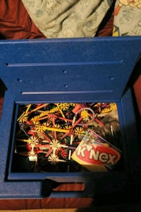 Large case of K'NEX building toys Rochester, 03867