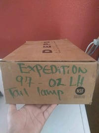 Expedition tail lamp Los Angeles, 90044