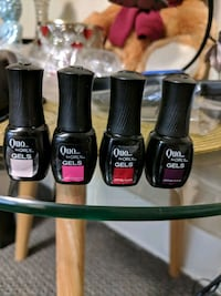 Quo by Orly gel polish lot