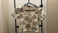 Talula size S crop top Mississauga, L4Y
