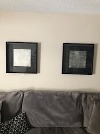 Set of Two - Wall Art