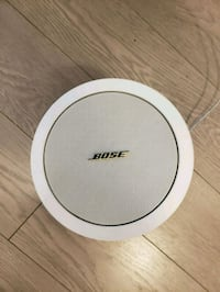 Bose in ceiling speakers x4 Langley, V3A 4E4