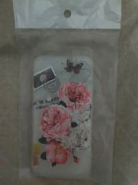 white and pink floral print textile Los Angeles, 90001