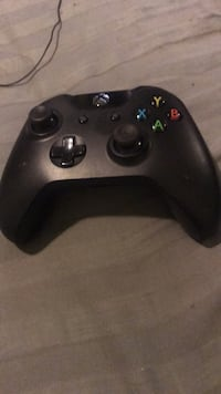 black Xbox One wireless controller Fort Washington, 20744