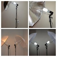 Photography videography lighting kit Rockville