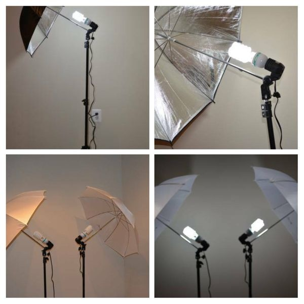 Photography Videography Lighting Kit